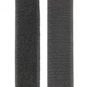 Фото 1 - Лента липучка на 3М скотче (самоклеящаяся, для педалбордов) 20мм.
