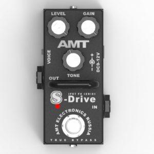 Фото 9 - AMT S-Drive Mini Distortion.