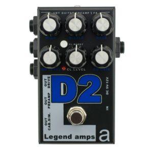 Фото 12 - AMT D2 (Diezel) Legend Amps Preamp.