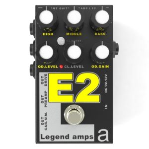 Фото 8 - AMT E2 (ENGL) Legend Amps Preamp.