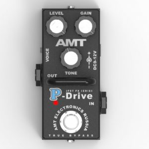 Фото 18 - EBS Metaldrive Universal Distortion Pedal (used).