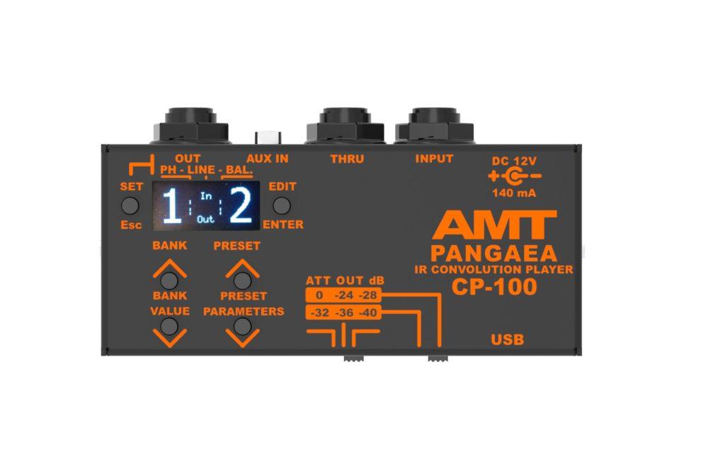 Фото 2 - AMT PANGAEA CP-100 IR-Кабинет Эмулятор.
