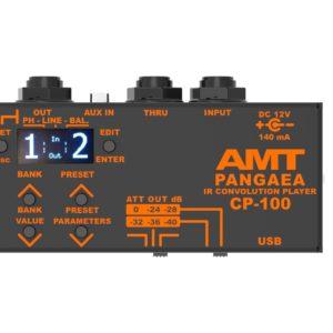 Фото 16 - AMT PANGAEA CP-100 IR-Кабинет Эмулятор.