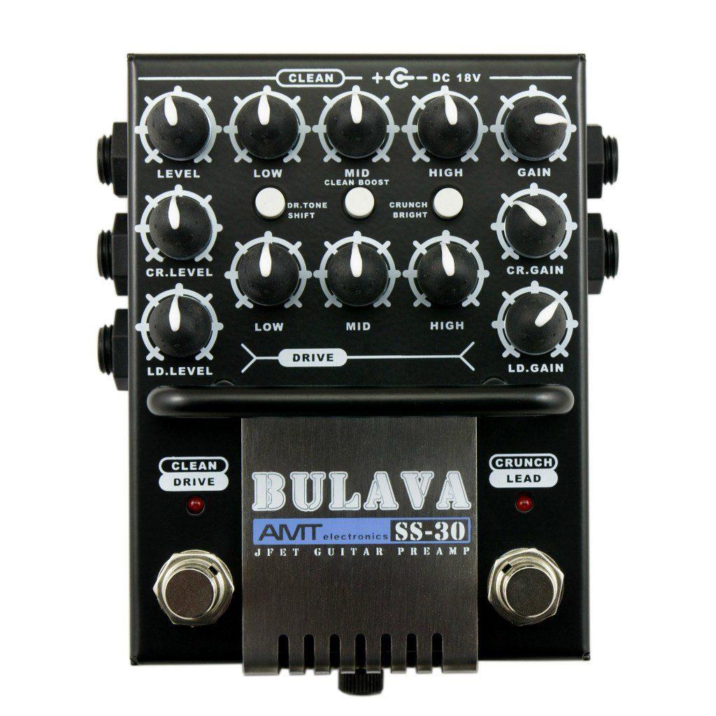 Фото 2 - AMT SS-30 BULAVA - Гитарный преамп.