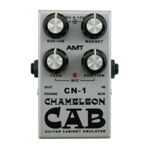 Фото 6 - AMT CN-1 Chameleon CAB - кабсим - гитарный эмулятор кабинета.