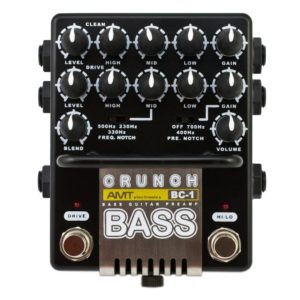 Фото 9 - AMT BC-1 Bass Crunch Preamp.