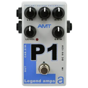 Фото 10 - AMT F1 (Fender Twin) Legend Amps Preamp.