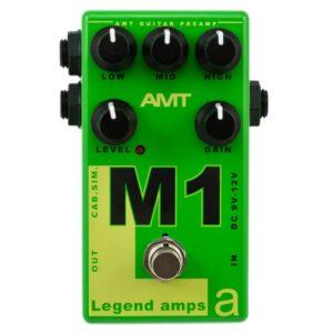 Фото 12 - AMT O2 (Orange) Legend Amps Preamp.