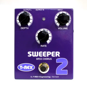 Фото 9 - T-Rex Sweeper 2 Bass Chorus (used).