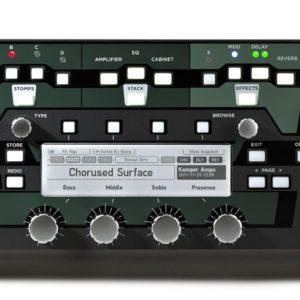 Фото 4 - Kemper Profiling Amplifier Rack моделирующий гитарный/басовый процессор.