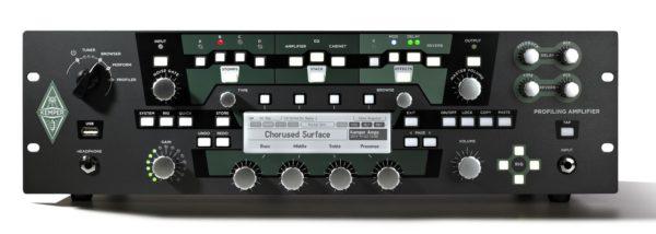 Фото 1 - Kemper Profiling Amplifier Rack моделирующий гитарный/басовый процессор.