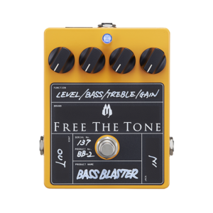 Фото 10 - Free The Tone BB-2 Bass Blaster.