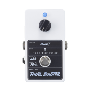 Фото 9 - Free The Tone FB-2 Final Booster.