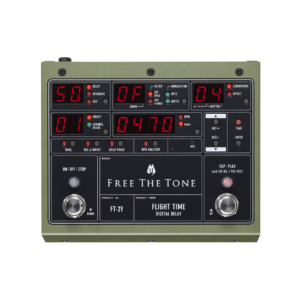 Фото 6 - Free The Tone FT-2Y Flight Time Digital Delay.