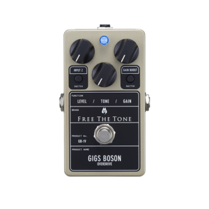 Фото 8 - Free The Tone GB-1V Gigs Boson Overdrive.