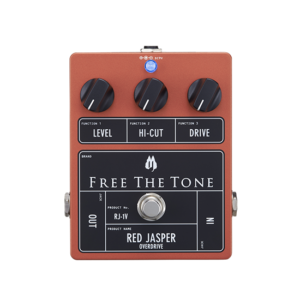 Фото 11 - Free The Tone RJ-1V Red Jasper Overdrive.