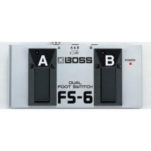 Фото 3 - Boss FS-6 Dual Footswitch.