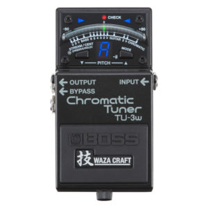 Фото 7 - Boss TU-3W (TU3W) Chromatic Tuner Waza Craft.