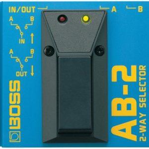 Фото 5 - Boss AB-2 Switch.