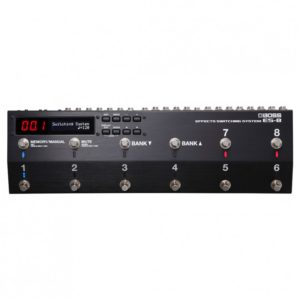 Фото 9 - Boss ES-8 Effects Switching System.