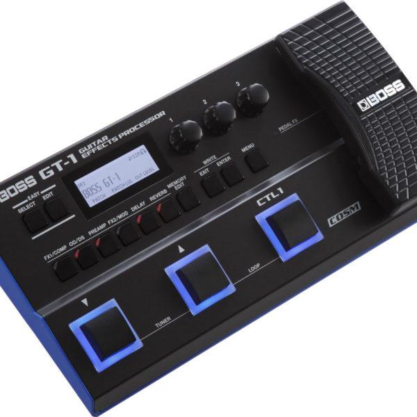 Фото 1 - Гитарный процессор Boss GT-1 Guitar Effects Processor.