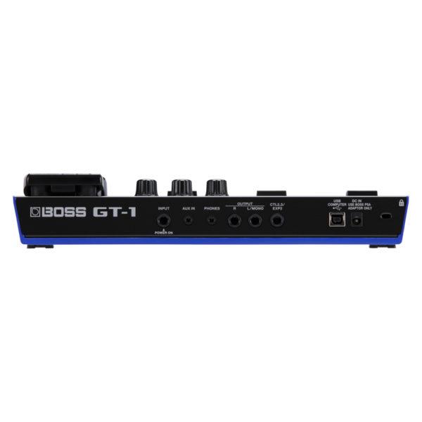Фото 6 - Гитарный процессор Boss GT-1 Guitar Effects Processor.