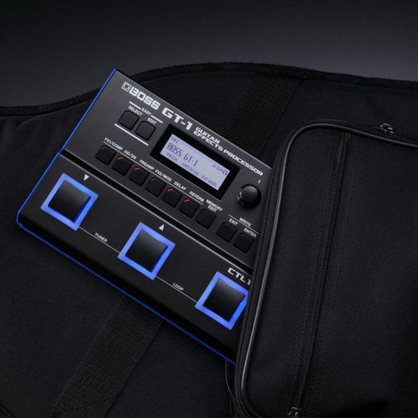 Фото 8 - Гитарный процессор Boss GT-1 Guitar Effects Processor.