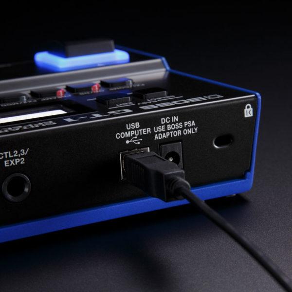 Фото 4 - Гитарный процессор Boss GT-1 Guitar Effects Processor.