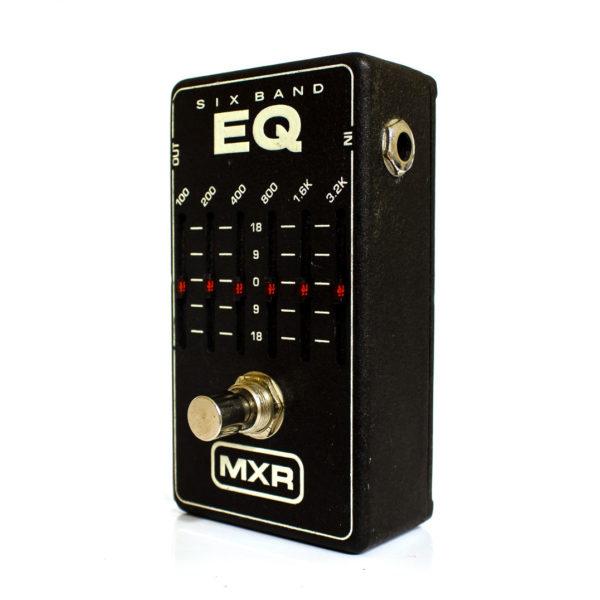 Фото 3 - MXR M109 Six Band Graphic EQ (used).