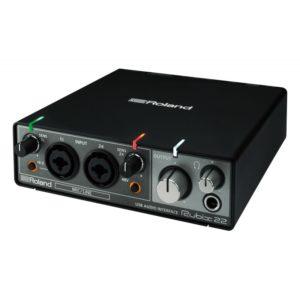 Фото 24 - Звуковая карта Rubix22 от Roland c Audio Interface USB.