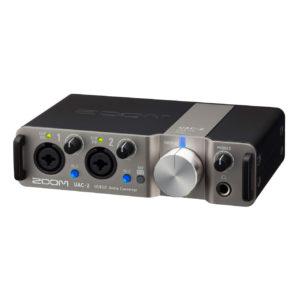 Фото 21 - Zoom UAC-2 (UAC2) USB Audio Converter.