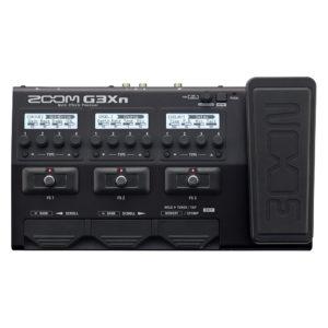Фото 11 - Zoom G3Xn Guitar Effects Processor.