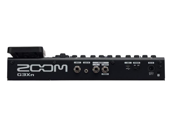 Фото 2 - Zoom G3Xn Guitar Effects Processor.