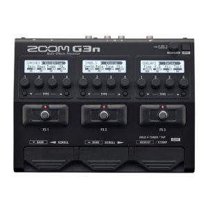 Фото 4 - Zoom G3n Guitar Effects Processor.
