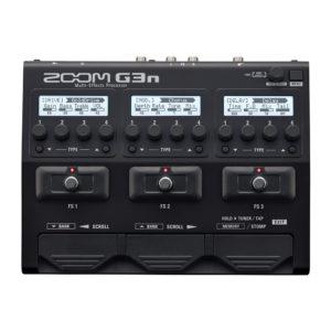 Фото 3 - Zoom G3n Guitar Effects Processor.
