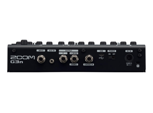 Фото 2 - Zoom G3n Guitar Effects Processor.