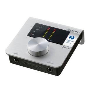 Фото 10 - Zoom TAC-2 Thunderbolt Audio Converter.