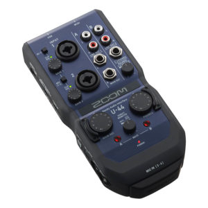 Фото 20 - Zoom U-44 (U44) Handy Audio Interface.