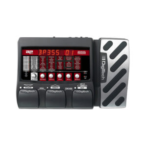 Фото 8 - Digitech BP335 Modeling Bass Processor.