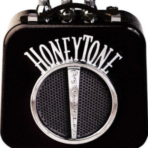 Фото 16 - Danelectro N10 Black Honey Tone Mini-Amp.