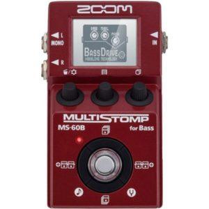 Фото 2 - Zoom MS-60B (MS60B) Multistomp.