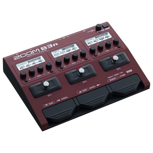 Фото 3 - Zoom B3n процессор для бас-гитары.