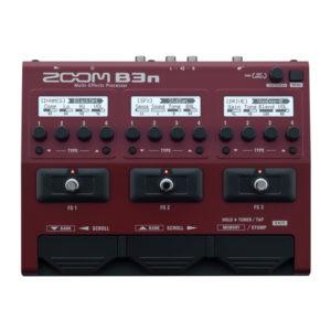 Фото 9 - Zoom B3n процессор для бас-гитары.