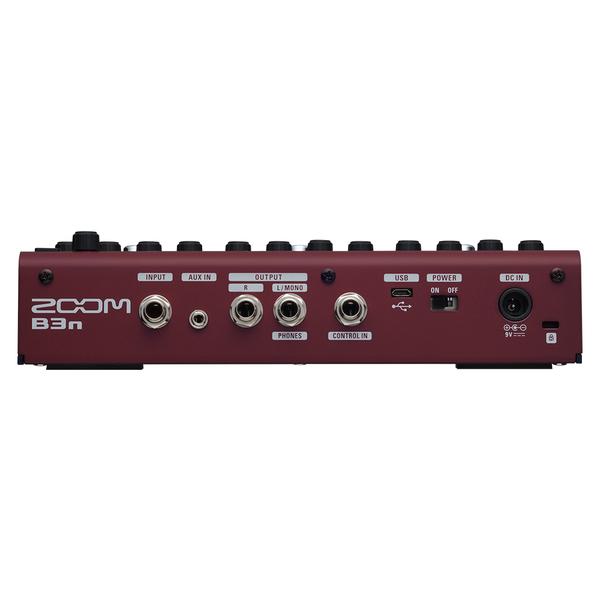 Фото 2 - Zoom B3n процессор для бас-гитары.