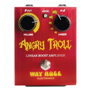 Фото 3 - Way Huge WHE101 Angry Troll Linear Boost Amplifier.