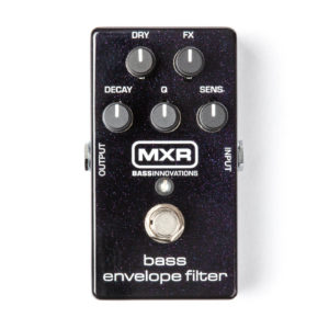 Фото 8 - MXR M82 Bass Envelope Filter.