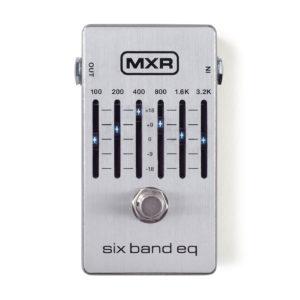 Фото 6 - MXR M109S Six Band EQ.