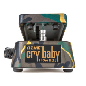 Фото 2 - Dunlop DB01 Dimebag Cry Baby From Hell Wah.