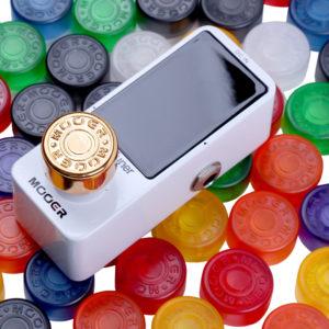 Фото 3 - Mooer Candy Footswitch Topper насадка на кнопку педали.
