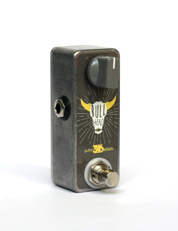 Фото 1 - 3:16 Guitar Effects - Bullhead Fuzz (used).